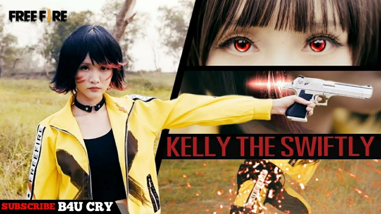 Kelly The Swift In Real Giveaway Free Fire Youtube