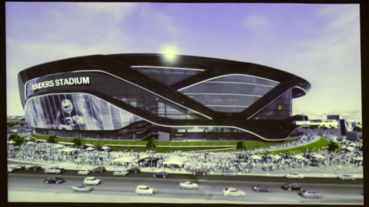 Image result for las vegas raiders stadium