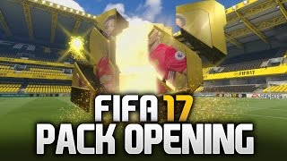 Fifa 17 12,000 Fifa points pack opening!!! Is it worth??