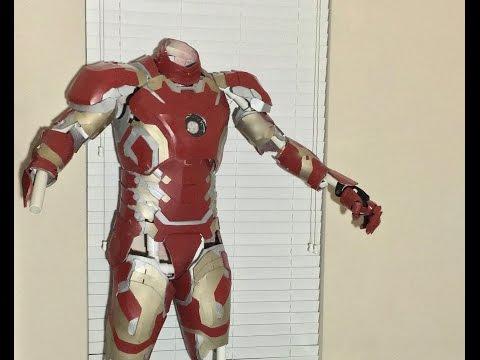 Making an Iron man suit