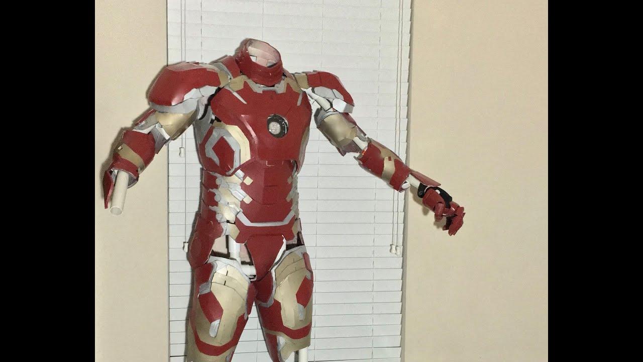 Making an Iron man suit & Making an Iron man suit - YouTube