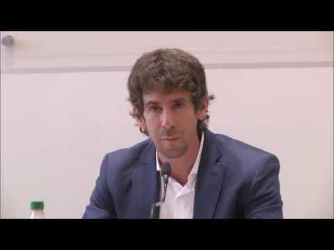 Juan Andreotti inauguró el período de sesiones ordinarias