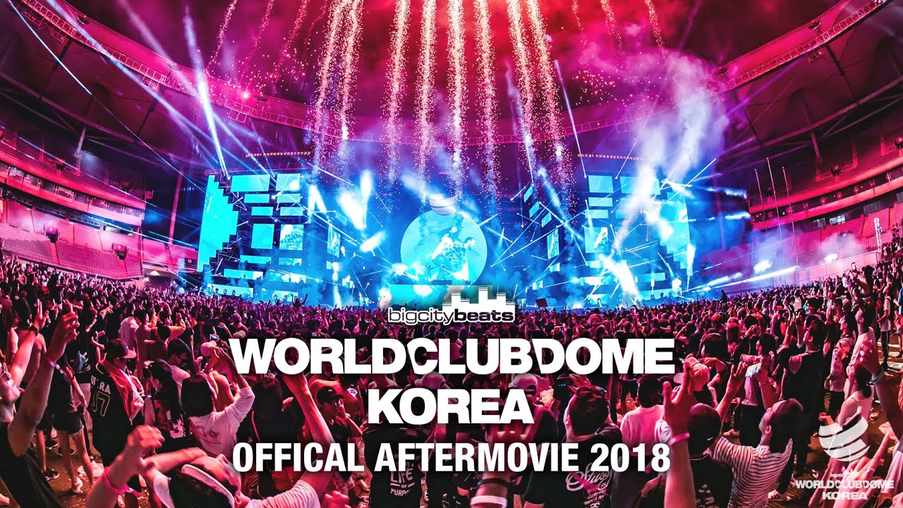 BIGCITYBEATS WORLD CLUB DOME KOREA 2018 OFFICIAL AFTERMOVIE ile ilgili görsel sonucu