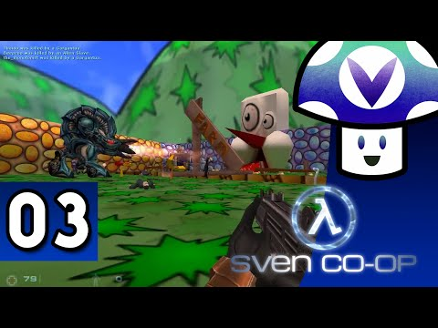 [Vinesauce] Vinny & Friends - Sven Co-op (part 3)