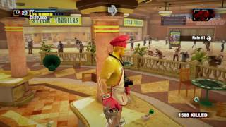 Dead Rising 2 Off The Record PS4 Free Mode Gameplay NO COMMENTARY