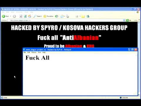 Russia Official Website - Hacked by Kosova Hackers Group