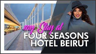 HOTEL REVIEW   Four Seasons Hotel Beirut (Lebanon)