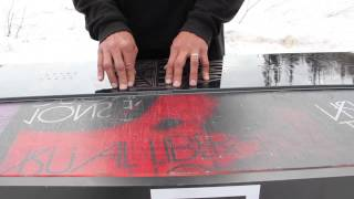 2015 Nitro 38 Special Snowboard Review