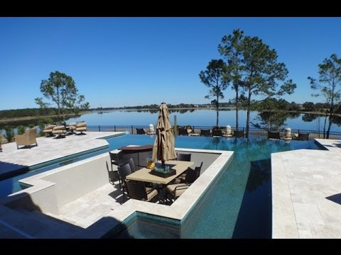 Overlook At Hamlin By Taylor Morrison Homes In Winter Garden Youtube