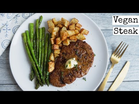 Vegan Steak Recipe | How To