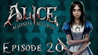 Alice Madness Returns Let