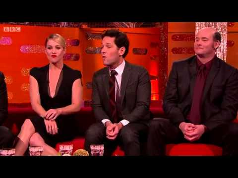 The Graham norton show (season 14 and episode 11  PART 1 ) New years special