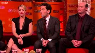 The Graham norton show (season 14 and episode 11  PART 1 ) New year