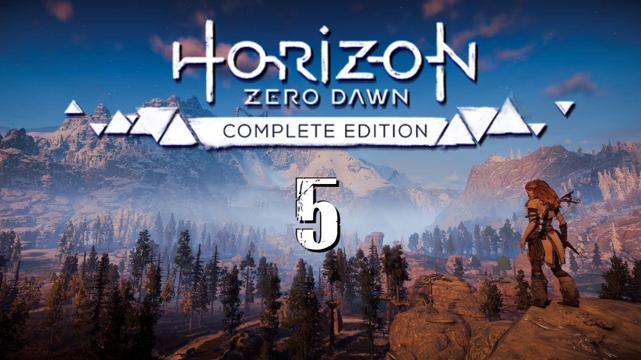 Corruptor  Joggingthrough Horizon Zero Dawn Complete ...