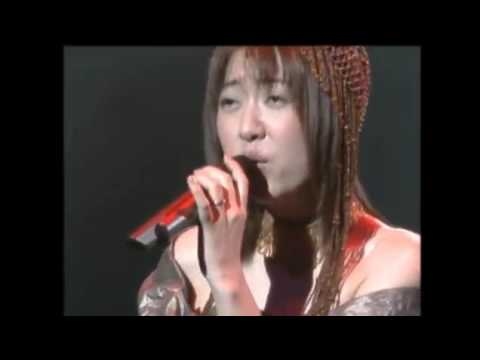 Trust in You Live Megumi Hayashibara (shaman king 1st ending)