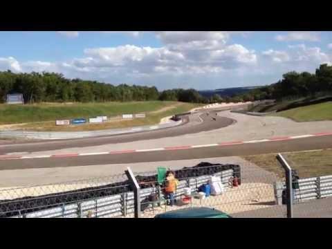 Maxime Bonnot #10 600 Pirelli 1ère saison 2013