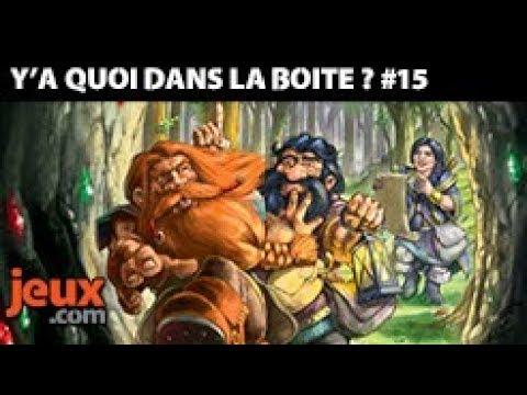 Saboteur, La Grande Aventure - Unboxing