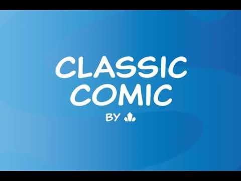 Classic Comic Font Download
