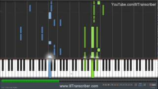 Bruno Mars - Talking To The Moon (Piano Cover) by LittleTranscriber
