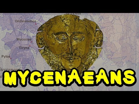 Introduction To The Mycenaens And Mycenaean Civilization