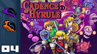 Let's Play Cadence of Hyrule - Switch Gameplay Part 4 - Gleeokenspiel!
