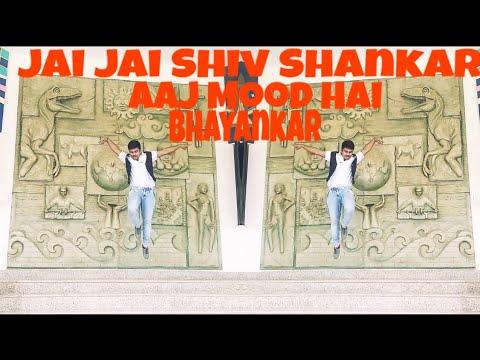 jai-jai-shiv-shankar-aaj-mood-hai-bhayankar-i-war-l-hritik-roshan-l-tiger-shroff-l