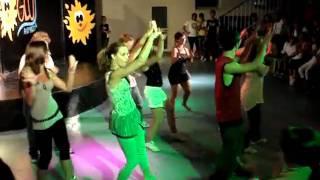 Flash mob al Villaggio Turistico Le Mimose - Porto Sant'Elpidio