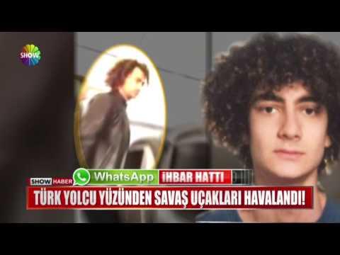 Türk Yolcu Yüzünden Savaş Uçakları Havalandı!