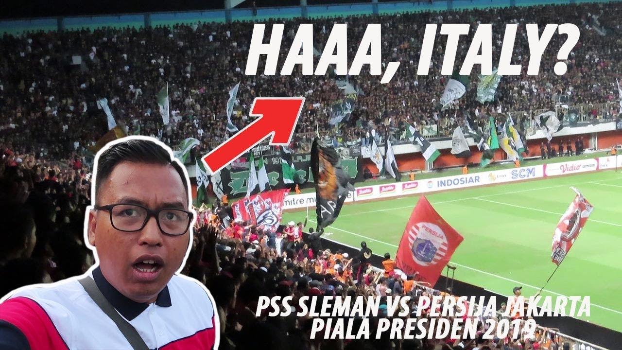 Persija Vs PSS Update: AWAY KE KABUPATEN ITALY SLEMAN!! PSS SLEMAN VS PERSIJA