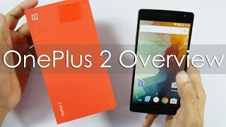 OnePlus 2 Unboxing & Hands On Overview (64 GB Model)