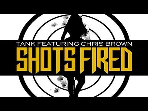 Tank ft. Chris Brown - Shots Fired [CDQ/No DJ]