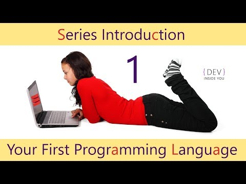 Scala - Your First Programming Language - Part 1 - Series Introduction