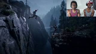 A Way Out: Official Gameplay Trailer Reaction/Review