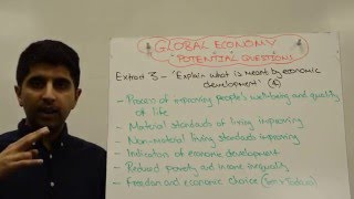 Extract 3 - 4 Marker - Economic Development