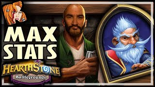 MAX STATS MILLHOUSE STRATEGY - Hearthstone Battlegrounds
