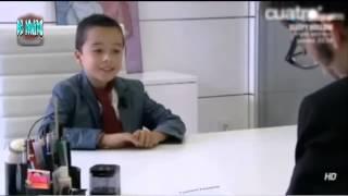 Entrevista de trabajo a niños!