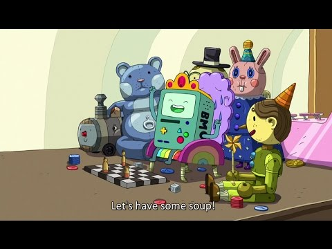Adventure Time - Best of BMO and Jake Islands Episodes!
