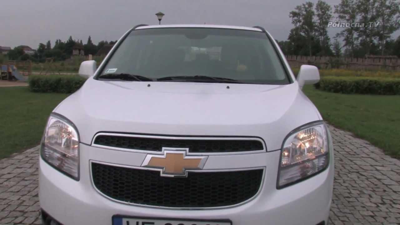 Inne rodzaje Chevrolet Orlando test pl - YouTube HS35