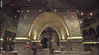 هنا يتردد الشيخ محمد بن راشد للاستمتاع بألذ الأطباق الفاخرة في دبي