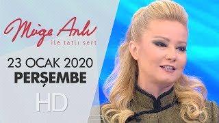 Müge Anlı ile Tatlı Sert 23 Ocak 2020 | Perşembe