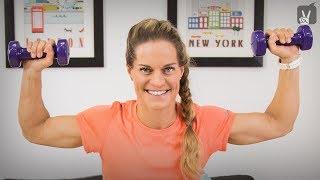 HIIT Training – Fitness Workout mit Corinna Frey
