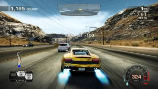 Need For Speed: Hot Pursuit Gameplay PC Turbo Nitro