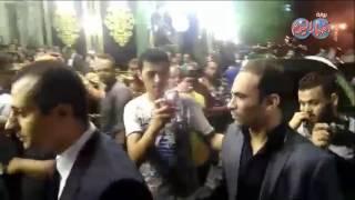 سيد عبد الحفيظ يصل عمرو مكرم لحضور عزاء طارق سليم