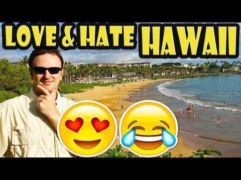 Travel Hawaii: 15 Things I Love & Hate Traveling to Hawaii
