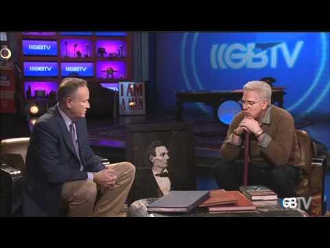 """Killing Lincoln"" Bill O'Reilly's new book with Glenn Beck on GBTV, Fox News Reunion"