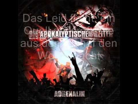 Die Apokalyptischen Reiter - Adrenalin (Letras Alemán - Español)