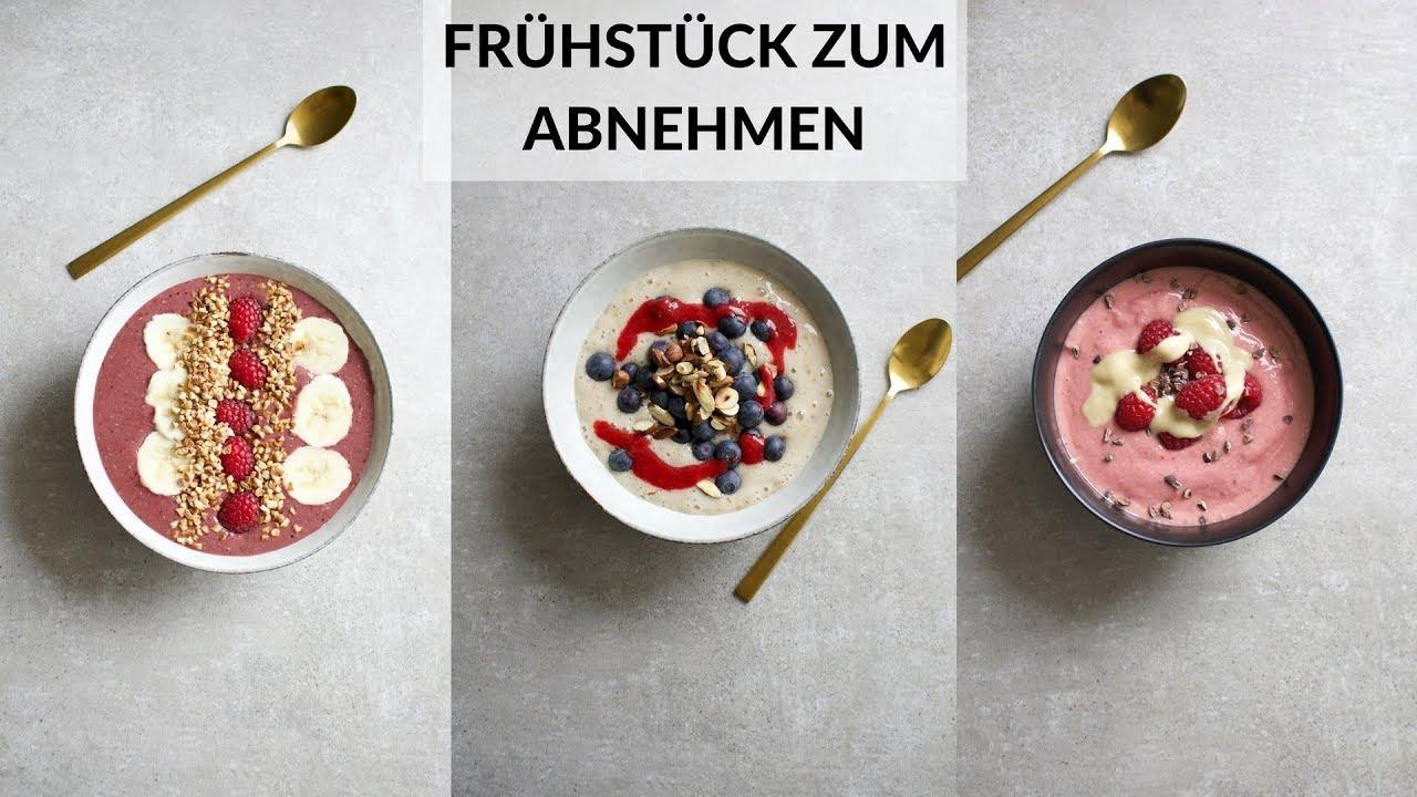 Frühstück zum Abnehmen Lebensmittel Rezepte