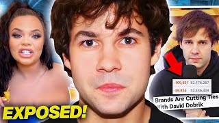 Why David Dobrik Is Done FOR GOOD..