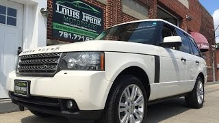 2010 Land Rover Range Rover Videos