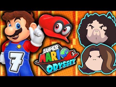 Super Mario Odyssey: Dope - PART 7 - Game Grumps